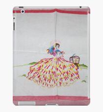 Tray Cloth iPad Case/Skin