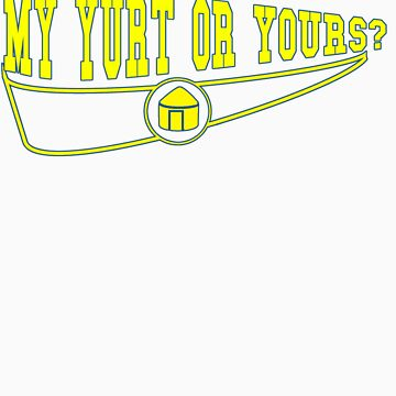 My Yurt or Yours? English Version by KZBlog