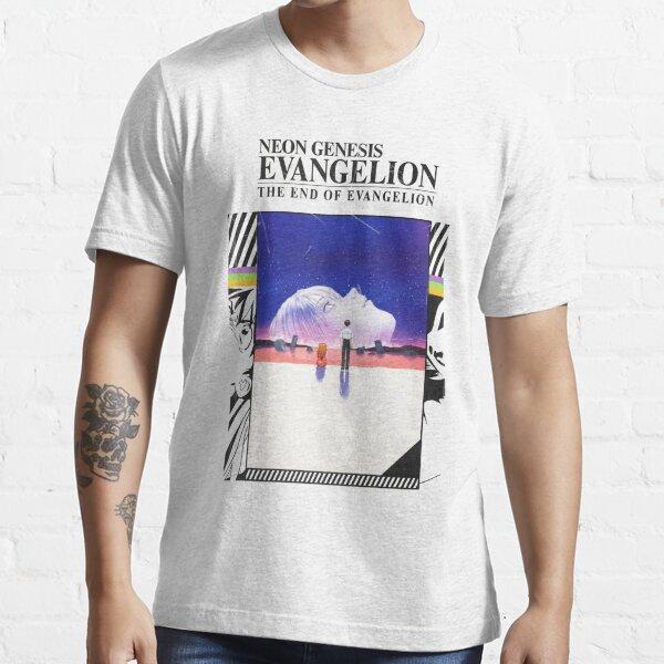 Neon Genesis Evangelion The End of Evangelion Essential T-Shirt