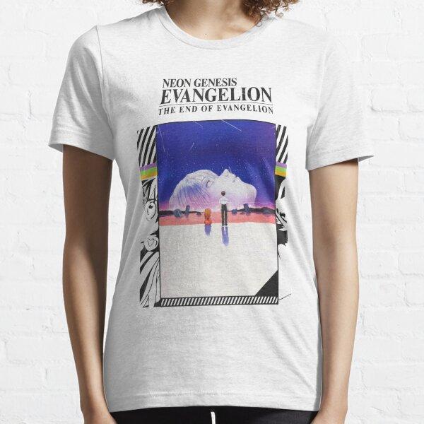 Neon Genesis Evangelion El fin de Evangelion Camiseta esencial