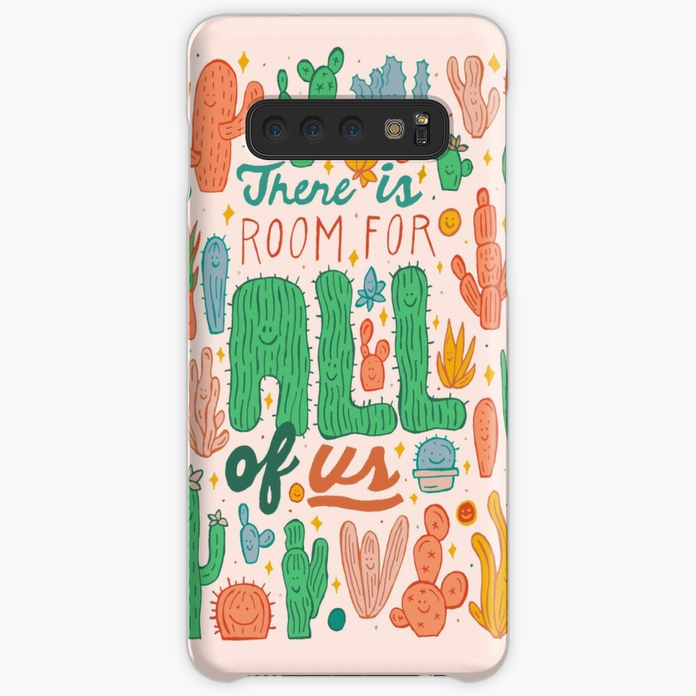 Room for All Case & Skin for Samsung Galaxy