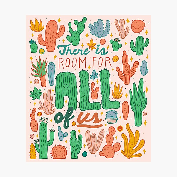 Room for All Photographic Print