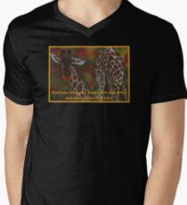 Wild Joy Men's V-Neck T-Shirt
