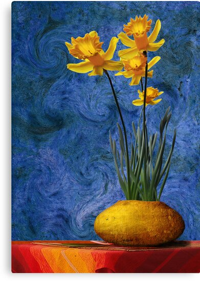 Daffodils by Peter Hammer