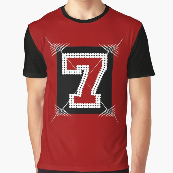 The Edge 7 Slane Castle Graphic T-Shirt