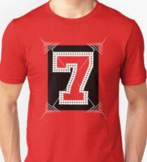The Edge 7 Slane Castle Slim Fit T-Shirt