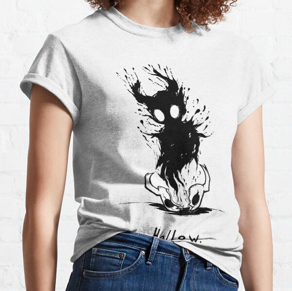 Hollow Void [Hollow Knight] T-shirt classique