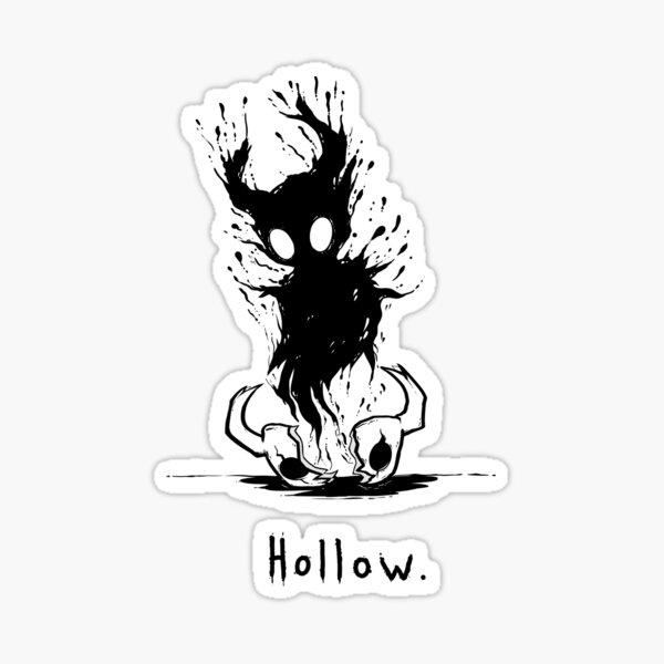 Hollow Void [Hollow Knight] Sticker