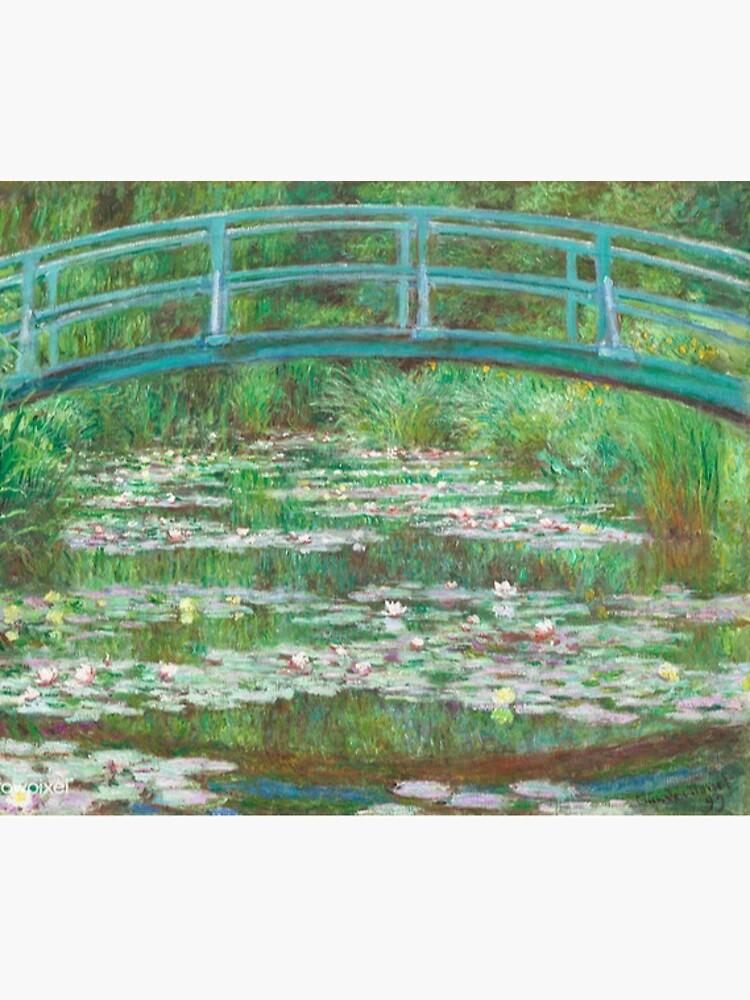 Monet Painting by MaddieMJF