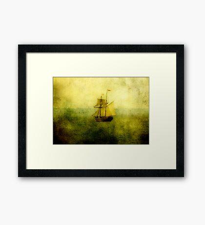 Siren's Song Framed Print