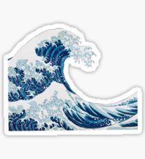 Wave Sticker Sticker