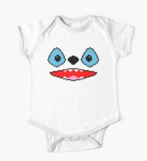 PIXEL - Stitch face Kids Clothes
