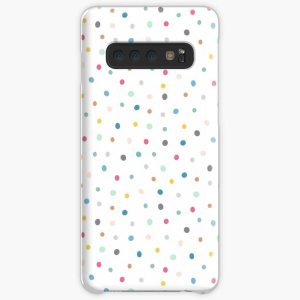 Sugar Sprinkles in the Cake Factory Samsung Galaxy Snap Case