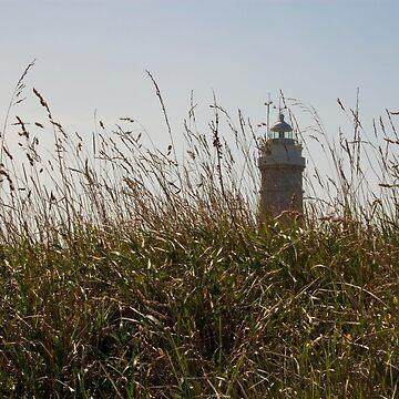 Lighthouse of Cabo Mayor by alopezm