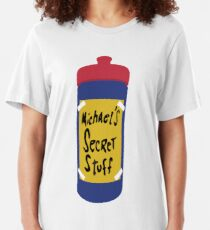 Michaels Secret Stuff Slim Fit T-Shirt