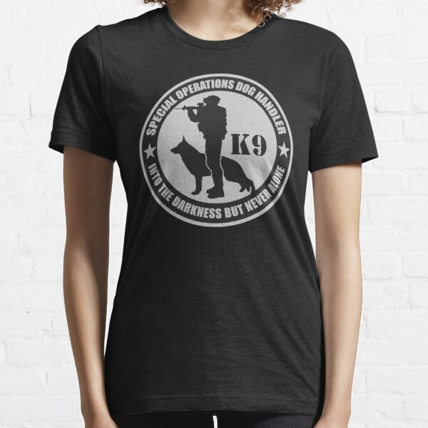 K9 - Special Operations Dog Handler (Subdued) Essential T-Shirt