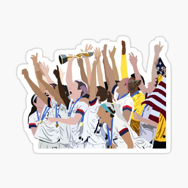 World Cup Squad Sticker