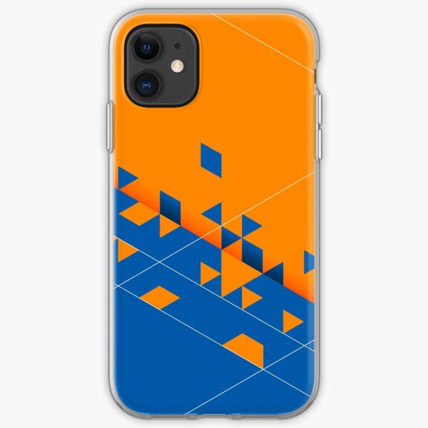 f1 2019 papaya Livery iPhone Soft Case