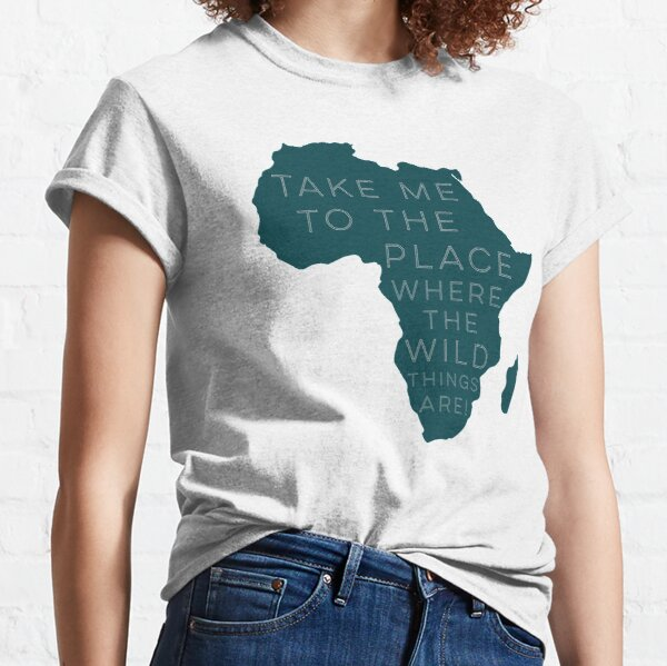 Where The Wild Things Are T Shirts Redbubble