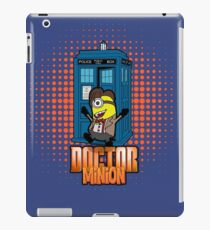 Doc Minion Generation 11 iPad Case/Skin