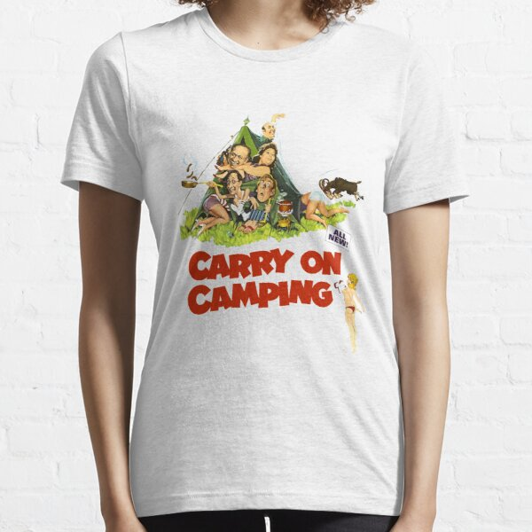 Carry on Camping Essential T-Shirt