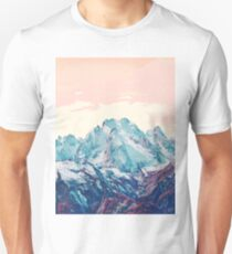 Memories of a sky palette Slim Fit T-Shirt