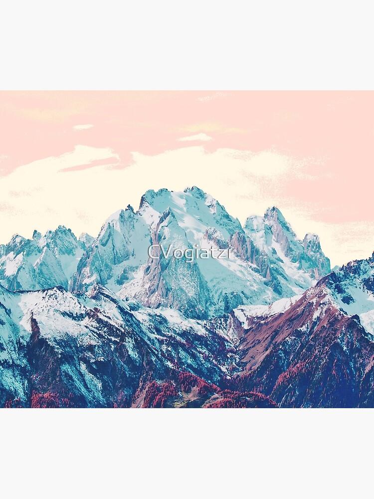Memories of a sky palette by CVogiatzi