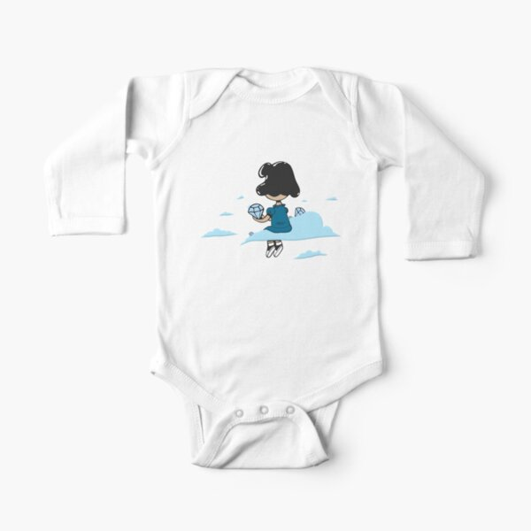 Lucy in The Sky With Diamonds Long Sleeve Baby One-Piece