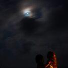 Full Moon gazing by Stefano  De Rosa