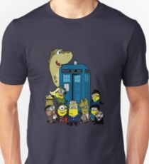Doc Minion Generation 12 and Chums T-Shirt