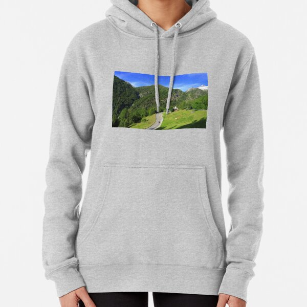 The Simplon Pass  Pullover Hoodie