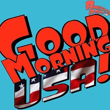 Good Morning USA! by GenesisDesigns