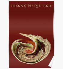 Autumn Wave in Huangpu Poster