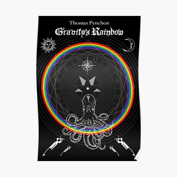 Gravitys Rainbow Poster