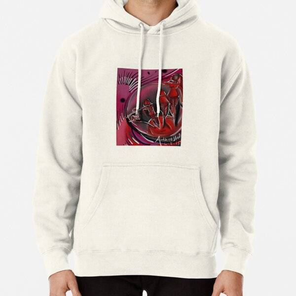Born from the Earth - Base Chakra Dance Journey Pullover Hoodie