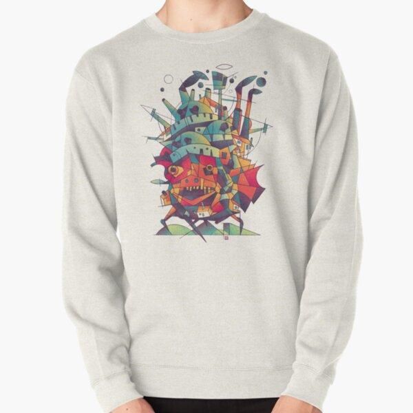 Moving Castle Pullover Sweatshirt