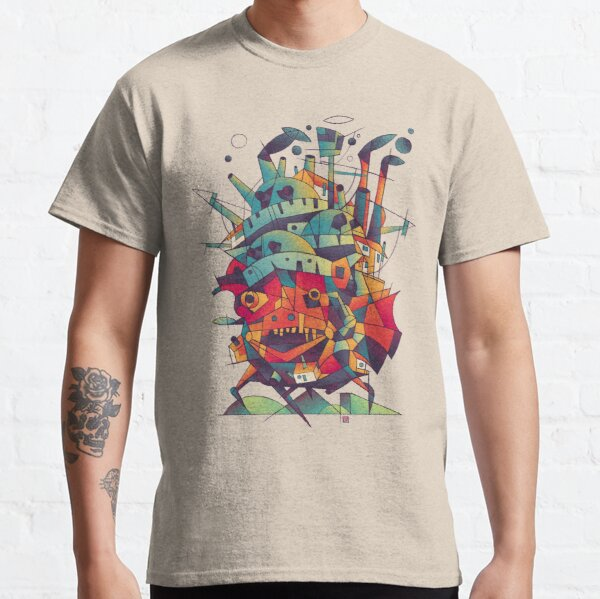 Moving Castle Classic T-Shirt
