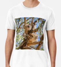 Pooping Koala! Premium T-Shirt