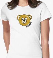 Michka Womens Fitted T-Shirt