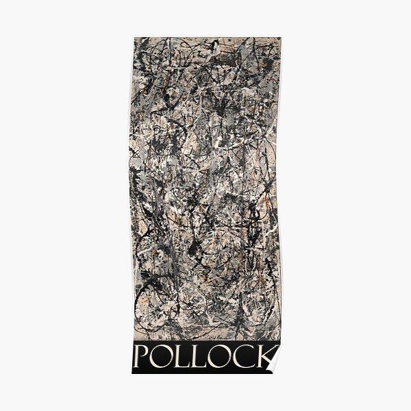 Jackson Pollock, cathédrale (1947) Poster