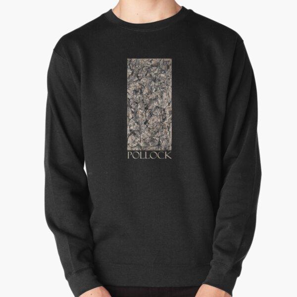 Jackson Pollock, Cathedral (1947) Pullover Sweatshirt