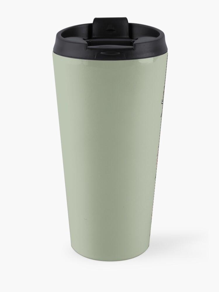 Alternate view of  Hedgehog Yoga Travel Mug