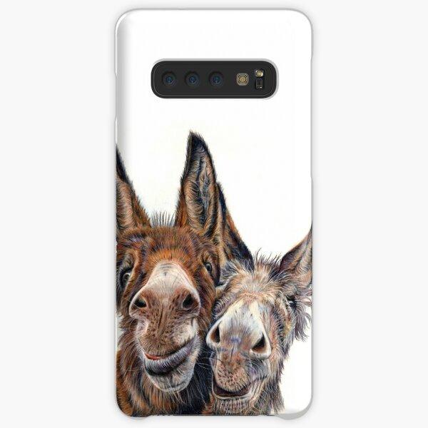 Donkeys - Hee Haw Samsung Galaxy Snap Case