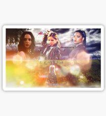 Faith, Buffy, Kendra Sticker
