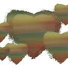 «Corazones del arco iris» de Whisperingpeaks