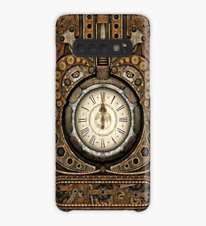 Steampunk Vintage Time Machine Case/Skin for Samsung Galaxy