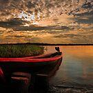 Sunset calm by mlgoren