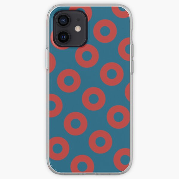 Fishman Donuts - Phish iPhone Soft Case