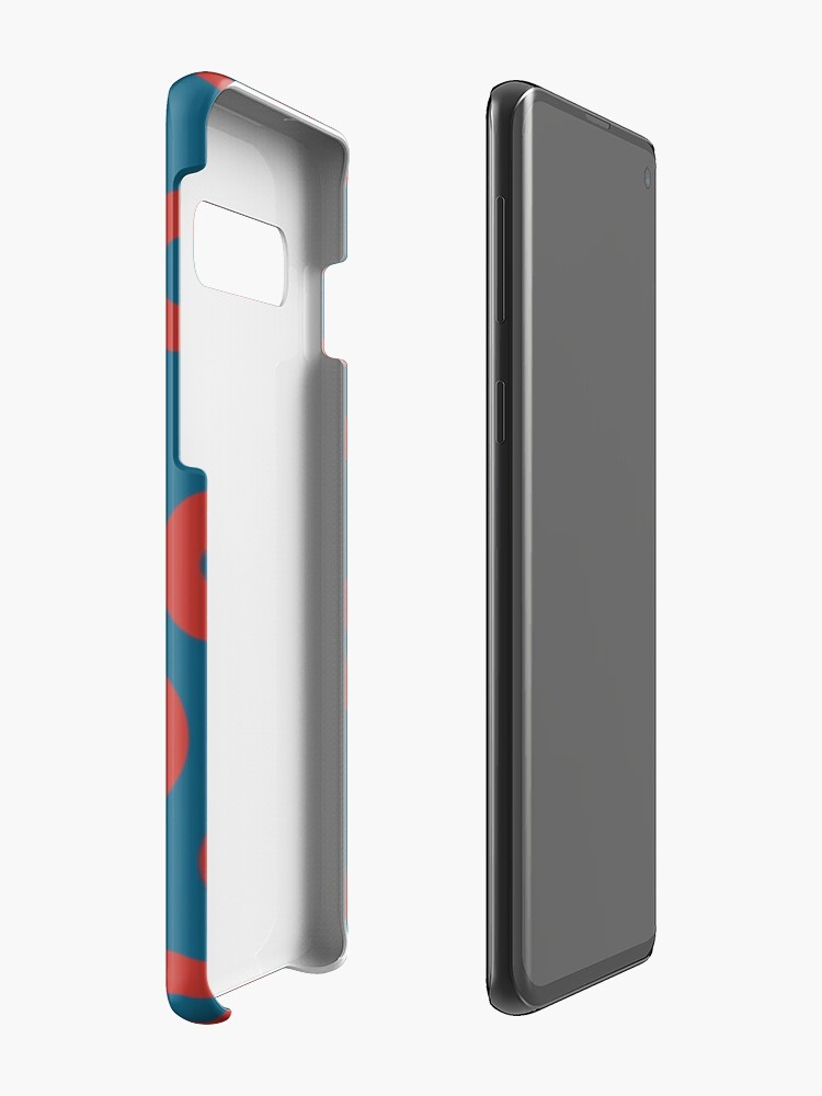 Alternate view of Fishman Donuts - Phish Case & Skin for Samsung Galaxy