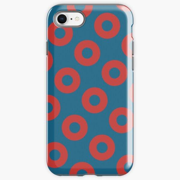 Fishman Donuts - Phish iPhone Tough Case